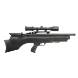 Daystate Pulsar Precharged PCP Air Rifle - Black Synthetic